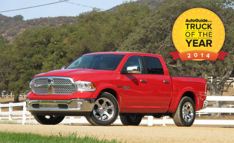 2014 AutoGuide.com Truck of the Year