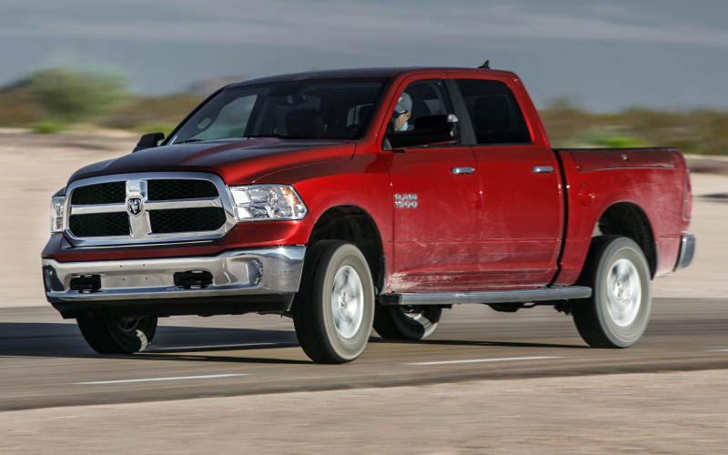 2013 Truck of the Year Contender: Ram 1500