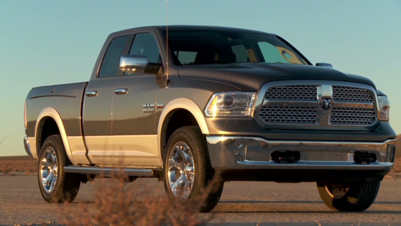 The Ram 1500 has been named 2013 Truck of the Year by Motor Trend ...