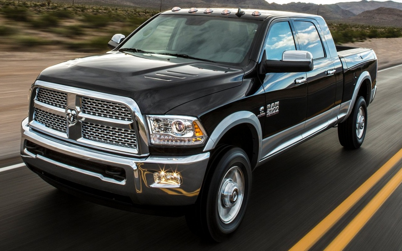 Motor Trend names 2013 Ram 1500 Truck of the Year