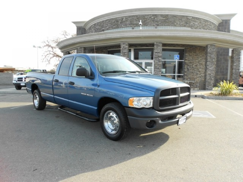 2004 Dodge Ram 1500 ST Quad Cab Long Bed in Rocklin, California