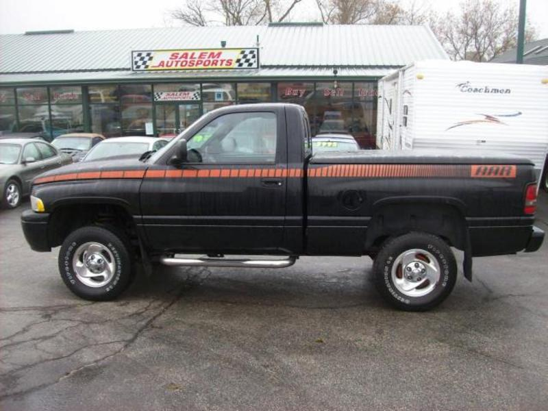 Used 1999 Dodge Ram 1500 Reg. Cab Long Bed 4wd