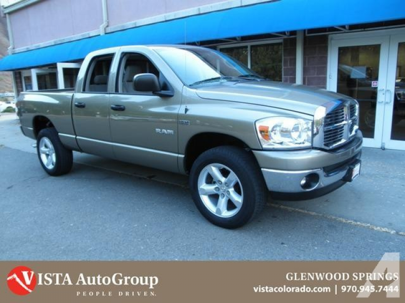 2008 Dodge Ram 1500 SLT for sale in Glenwood Springs, Colorado