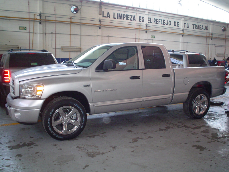 Picture of 2007 Dodge Ram Pickup 1500