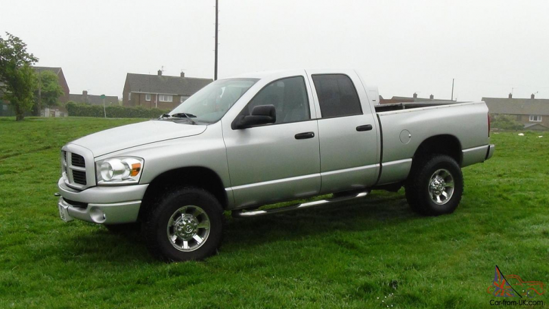 Dodge Ram 2500 Laramie 4x4 Cummins Turbo Diesel for sale