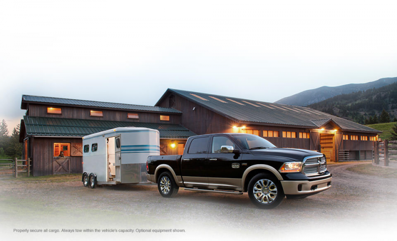 the ram towing guide tow with confidence all our vehicles are built to ...