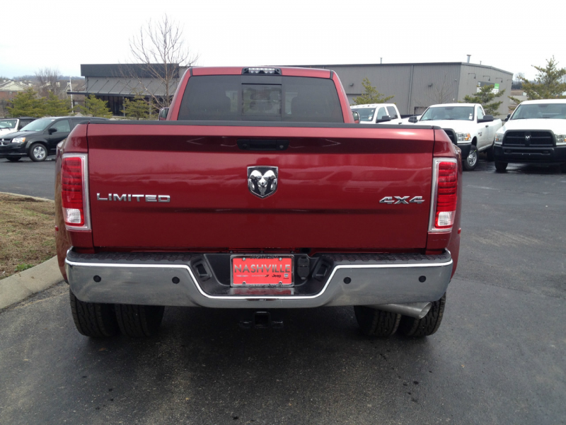 2014 DODGE / RAM 3500 LARAMIE LIMITED