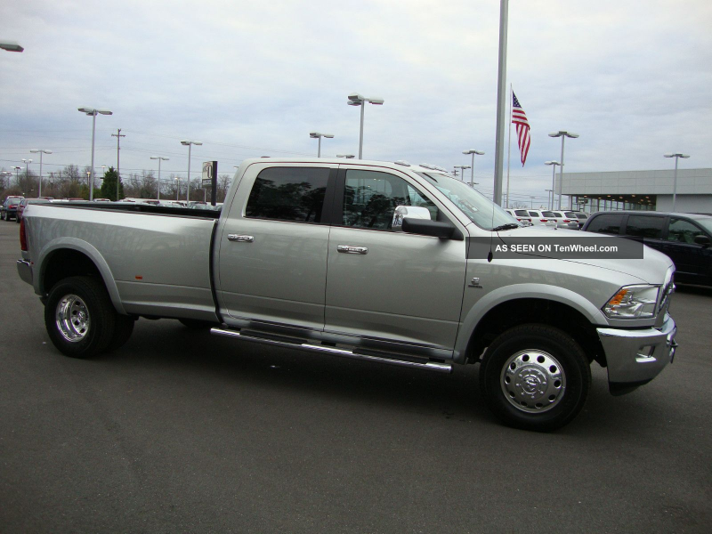 2012 Dodge Ram 3500 Crew Cab Limited 800 Ho 4x4 Lowest In Usa B4 You ...