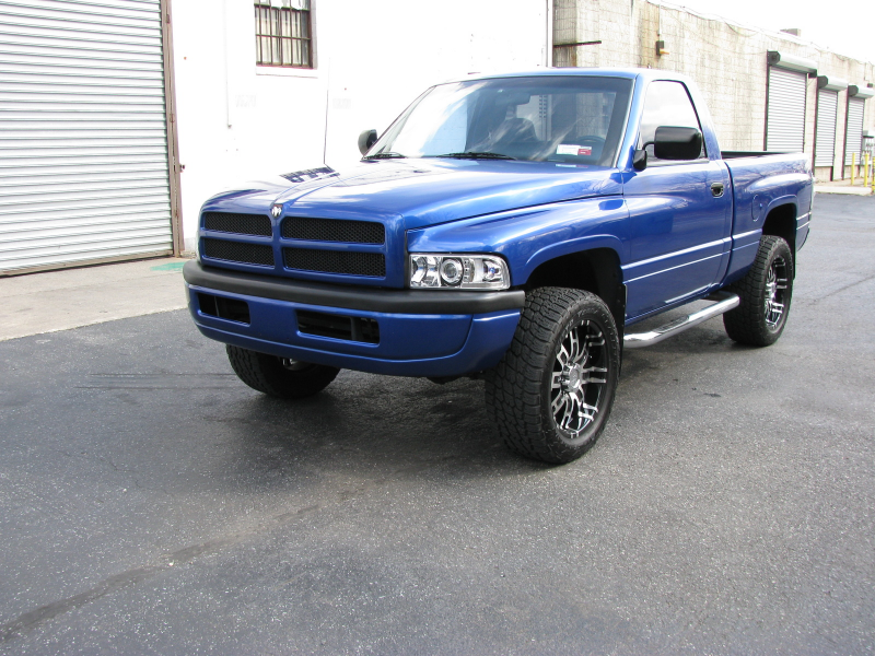 Picture of 1997 Dodge Ram Pickup 1500 2 Dr LT 4WD Standard Cab SB
