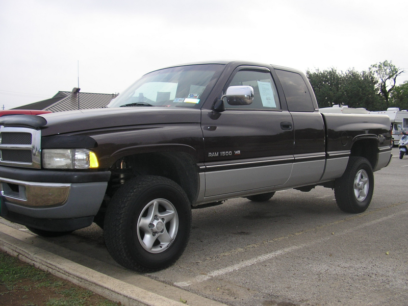 Picture of 1997 Dodge Ram Pickup 1500 2 Dr Laramie SLT 4WD Extended ...