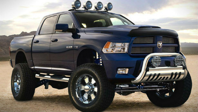 2015 Dodge Ram 1500 is a pickup truck from an acclaimed American maker ...