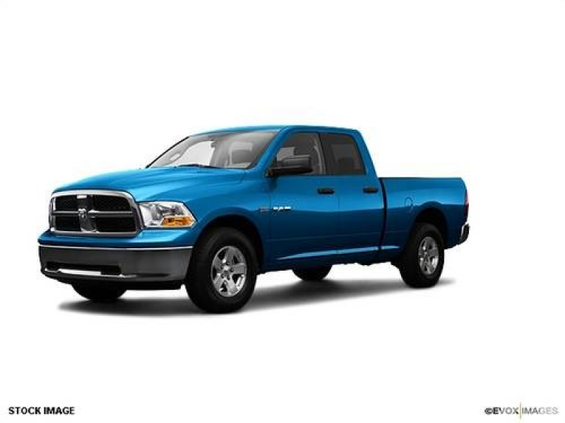 2009 Dodge Ram Pickup 1500 Extended Cab Pickup Truck for sale in ...