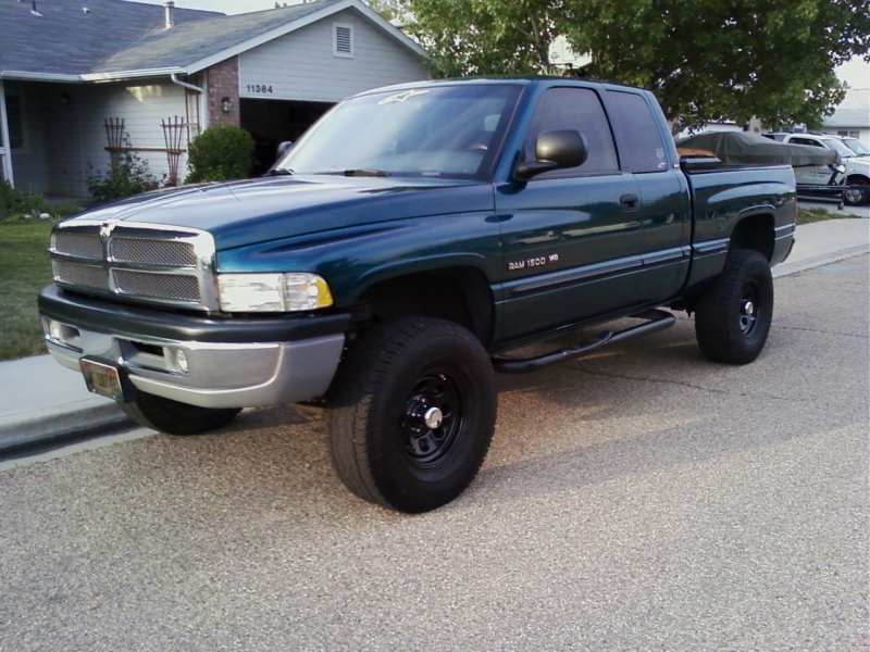 Picture of 1999 Dodge Ram Pickup 1500 4 Dr Laramie SLT 4WD Extended ...