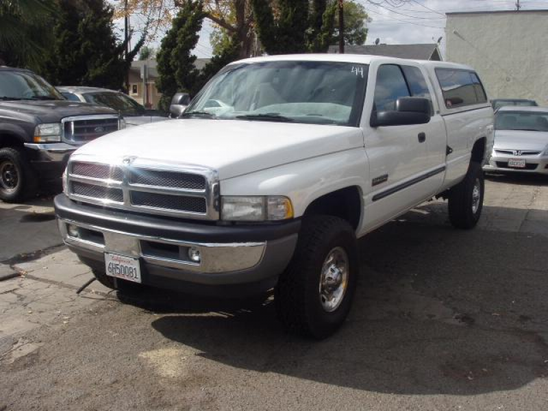 dodge ram 2500 diesel 4wd xc viewing image 2 of 9 2001 dodge ram 2500 ...