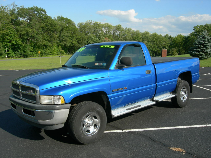 Picture of 2000 Dodge Ram Pickup 1500 2 Dr ST 4WD Standard Cab LB ...