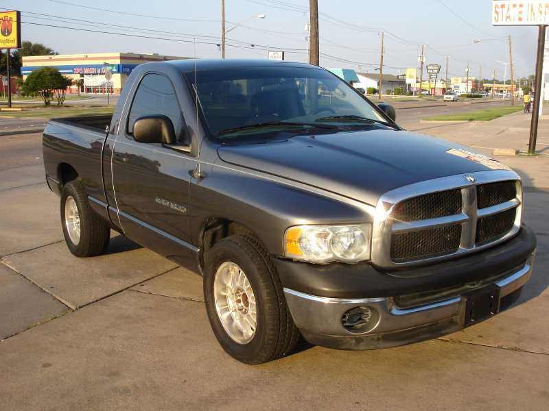 Picture of 2003 Dodge Ram Pickup 1500 ST LB, exterior