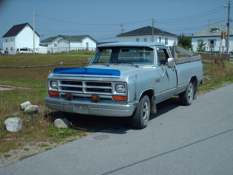 Picture of 1987 Dodge Ram
