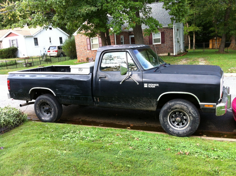 Picture of 1987 Dodge RAM 150 Long Bed 4WD, exterior