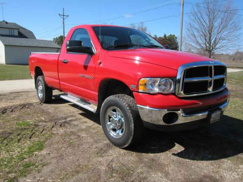 2005 Dodge Ram 2500 SLT Standard Cab Pickup 2-Door 5.7L, US $15,100.00 ...