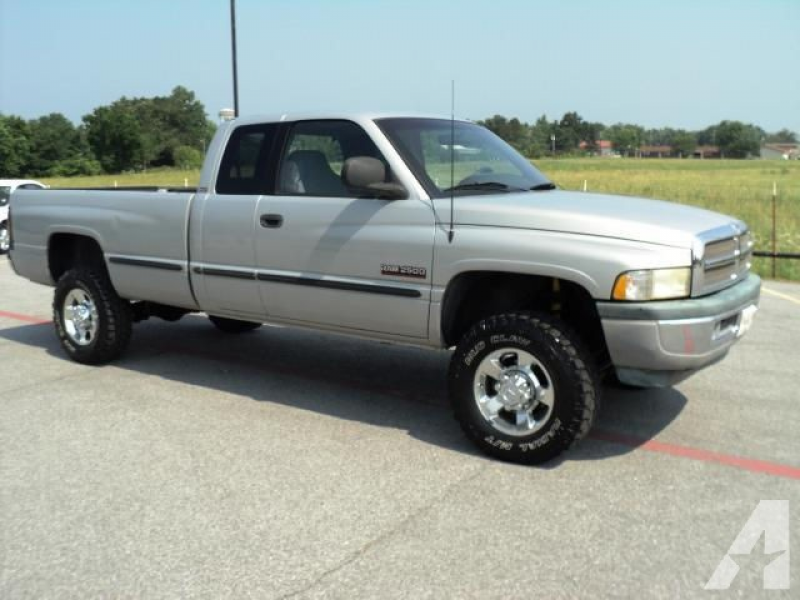 1999 Dodge Ram 2500 for sale in Siloam Springs, Arkansas