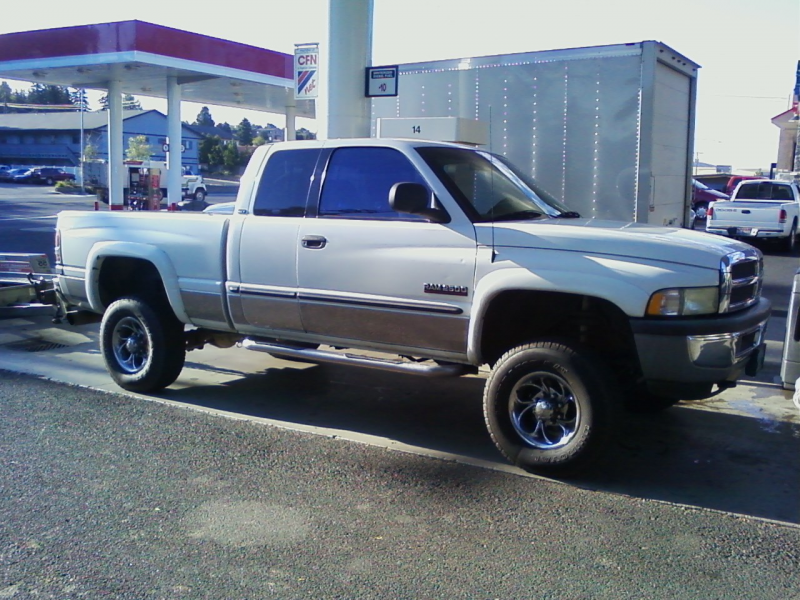 Picture of 1999 Dodge Ram Pickup 2500 4 Dr Laramie SLT 4WD Extended ...