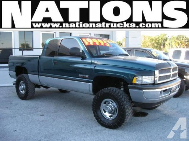 1999 Dodge Ram 2500 for sale in Sanford, Florida