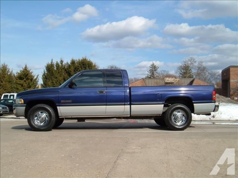 1999 Dodge Ram 2500 for sale in Greenville, Michigan