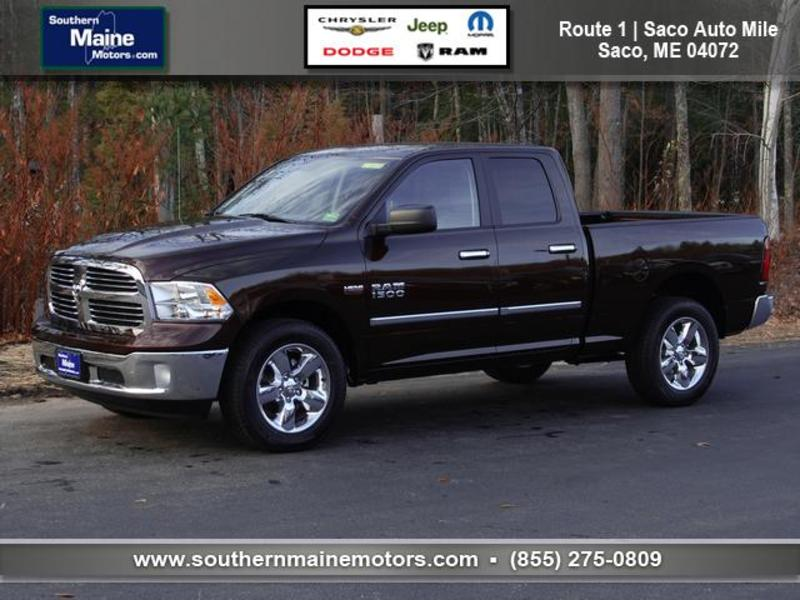 ram ram pickup 1500 for sale in saco me brown exterior 10 miles ...