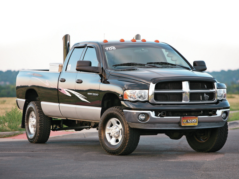 2003 Dodge Ram 2500 - Wrench Turner Photo Gallery
