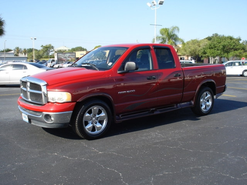 Check Out this Red Hot & Very Unique 2003 Dodge Ram 1500!!!