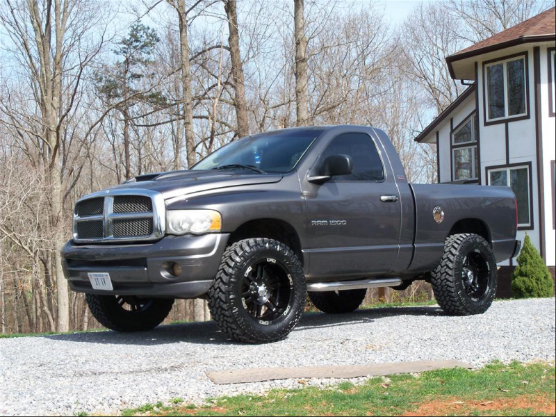2002 Dodge Ram 1500 Regular Cab - goode, VA owned by 1tuffram Page:1 ...