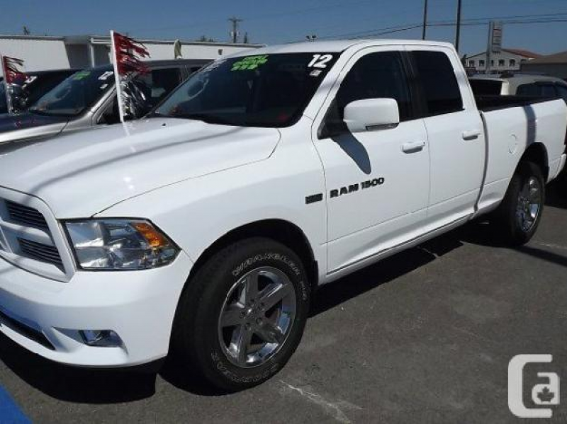 2012 Ram 1500 Sport in Fredericton, New Brunswick for sale