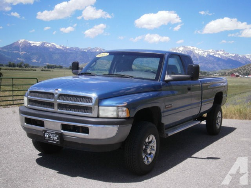 2002 Dodge Ram 2500 for sale in Jackson, Wyoming