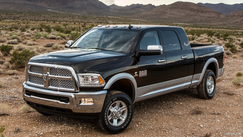 2015 Dodge Ram 250 - Comparte este Wallpaper!