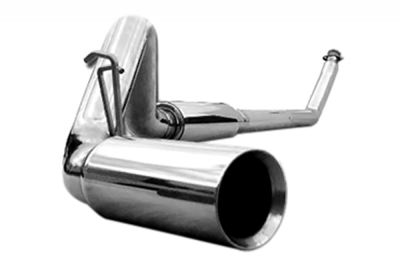 ... ® - XP Series™ Turbo-Back Diesel Exhaust System - Single Side Exit