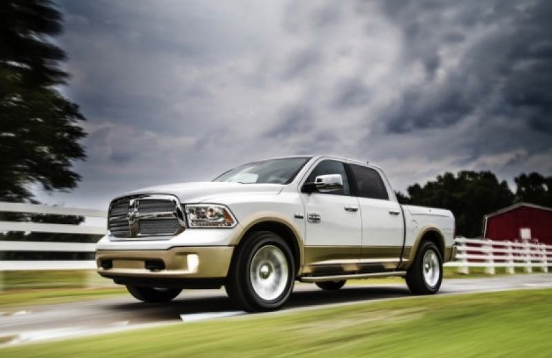 2014 Dodge Ram To Be Made With Diesel Engine