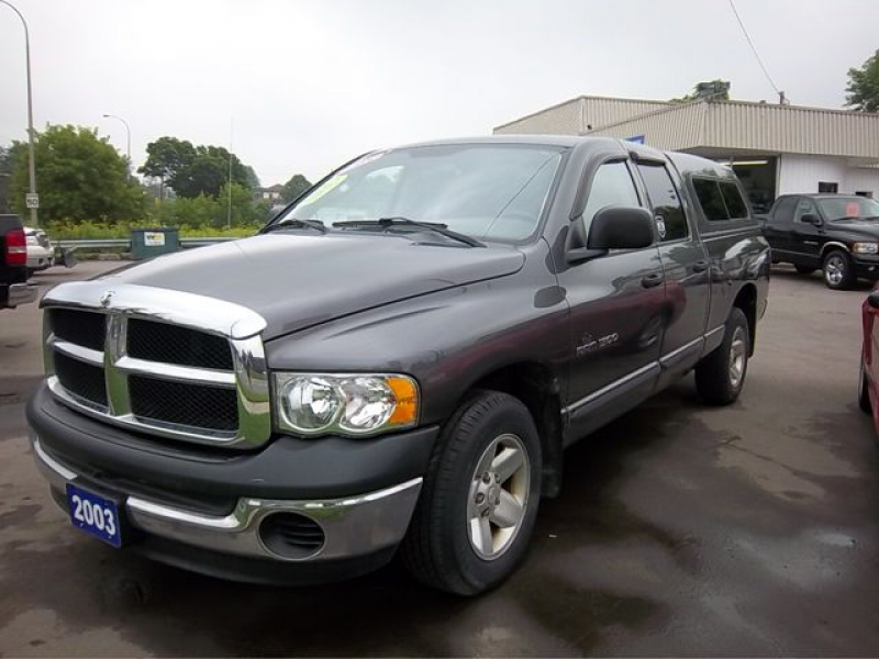 2003 Dodge RAM 1500 ST - Whitby, Ontario Used Car For Sale