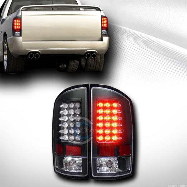 ... & Accessories > Car & Truck Parts > Lighting & Lamps > Tail Lights