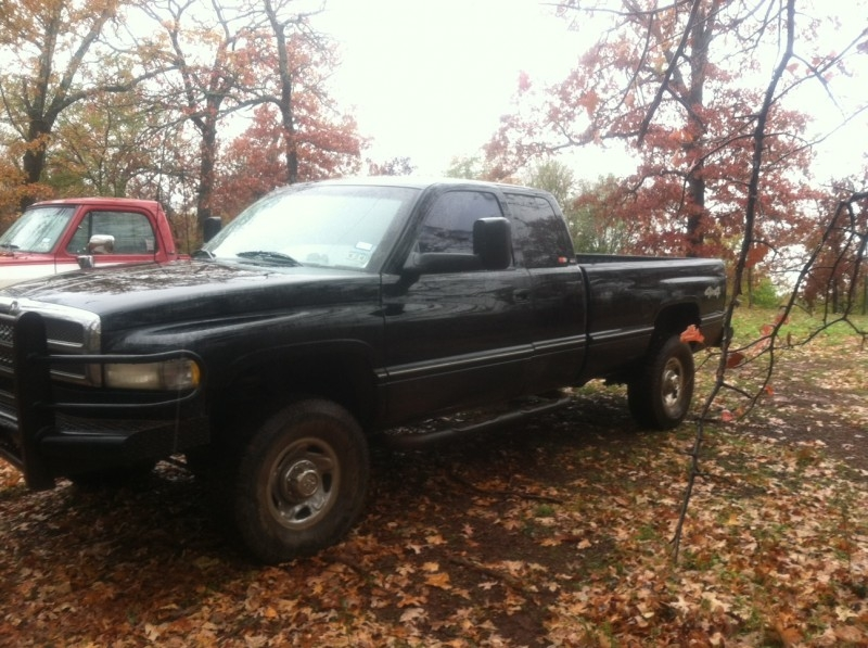 ROLLINCOAL's 1997 Dodge Ram 2500 Pickup