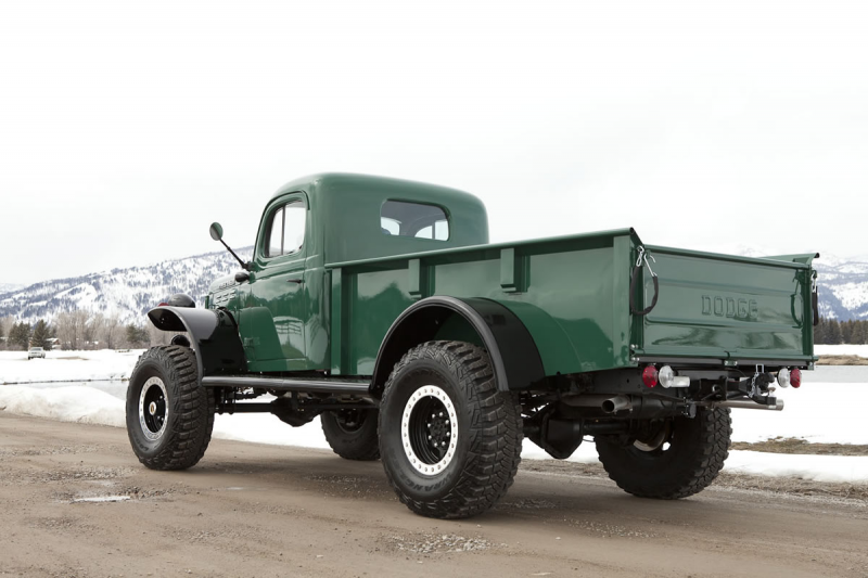 Legacy Classic Trucks Give New Life to Vintage Haulers