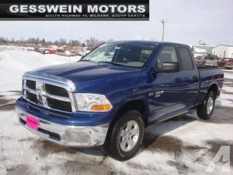 2009 Dodge Ram 1500 SLT for sale in Milbank, South Dakota