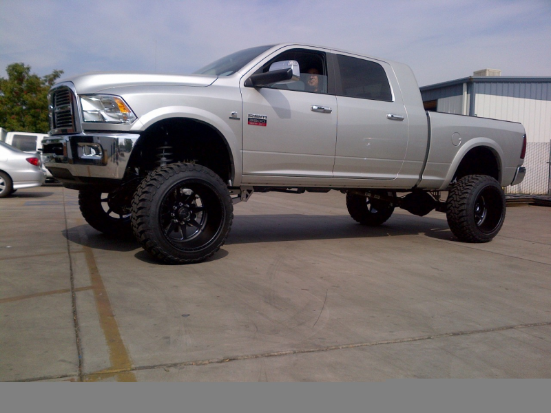 "Dodge Ram 2500 4wd, Diesel Motor 2009-2013 8"" Lift Kit W/Shocks ..."
