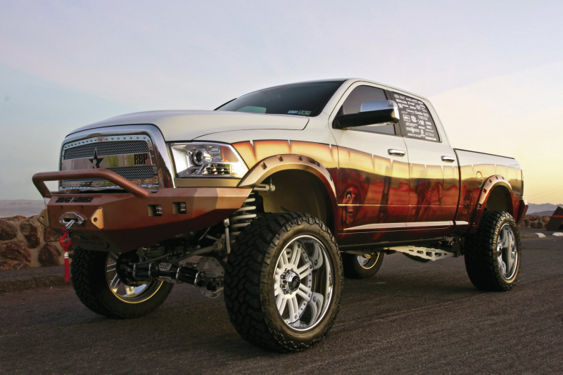 2012 Ram 2500 - Six Shooter Photo Gallery