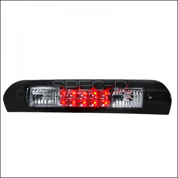 Spec D LED Third Brake Light (Chrome): Dodge Ram 2002 - 2008