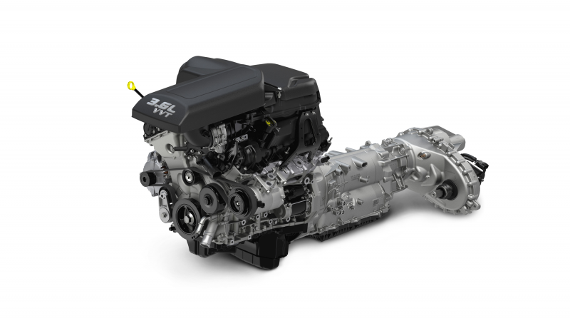 Ram 3.6L V-6 Named in Ward's 10 Best Engines of 2013