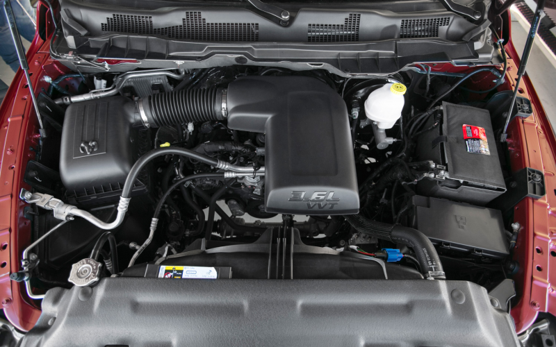 2013 Ram 1500 3 6L Pentastar V6 Engine
