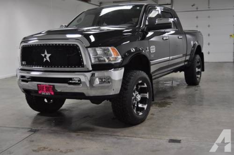 2012 Dodge Ram 3500 Truck Laramie Longhorn/Limited Edition for Sale in ...