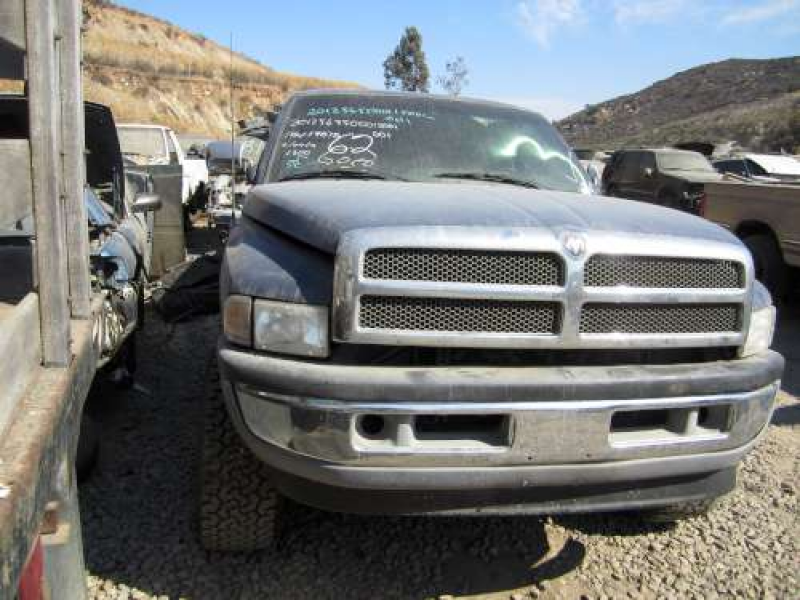Parting Out: 1995 Dodge Ram 1500