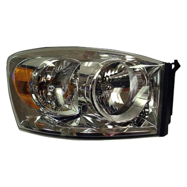 Replace® CH2503180V - Passenger Side Replacement Headlight