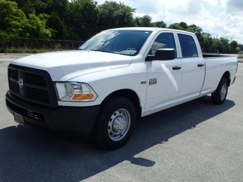 Used 2012 Dodge Ram 2500 Crew Cab Long Bed Truck Crew Cab for sale in ...